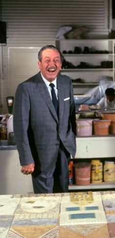 Walt Disney, how lucky we are that he lived and imagined and