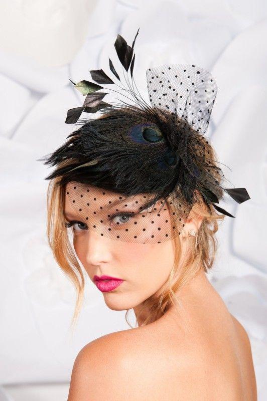 Tessa Kim bridal headpieces veils