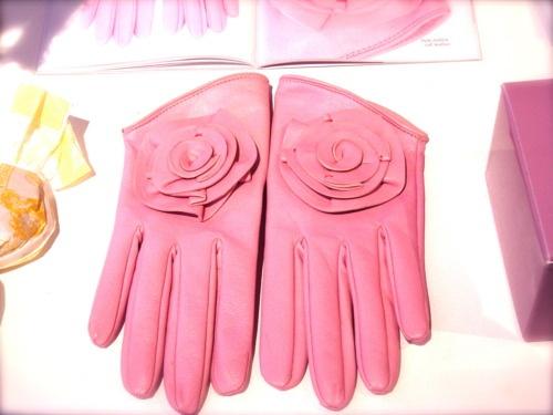 viola tesei gloves