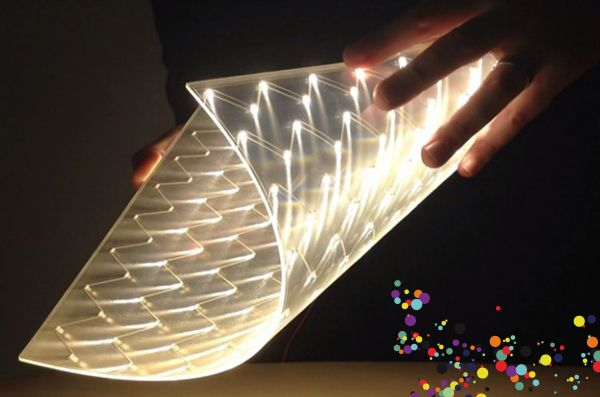 Ze Daily matériO' : A luminous flexibility | materiO'