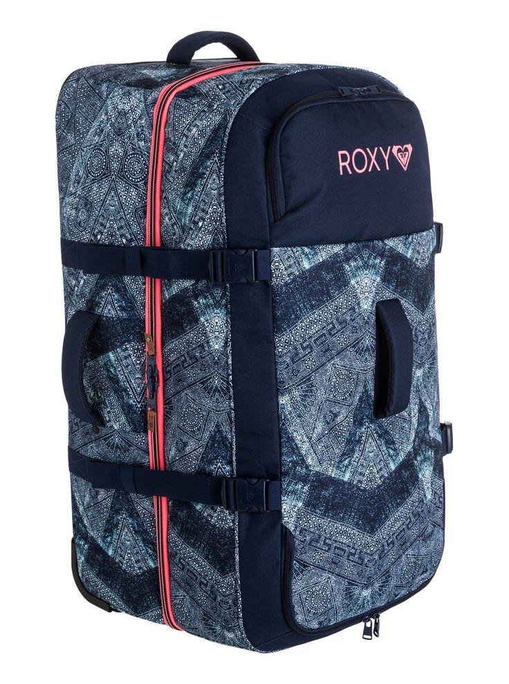 roxy, Long Haul - Valise à roulettes, PEACOAT_AVOYA (btn6)