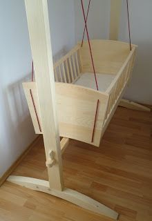 Diy Hanging Baby Cradle - WoodWorking Projects & Plans
