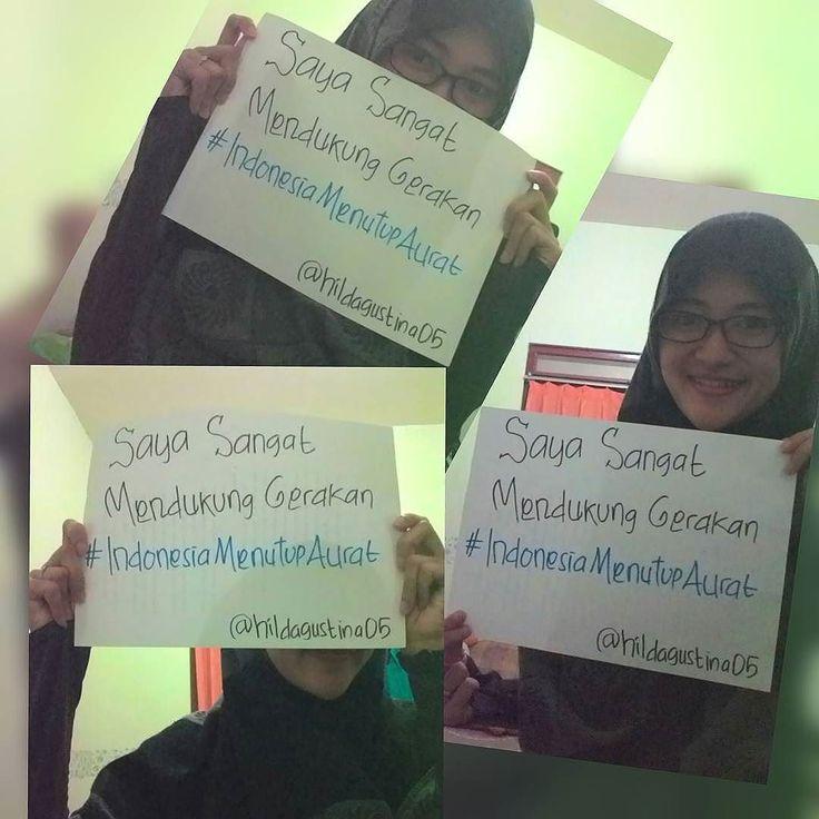 Sesungguhnya wanita itu adalah aurat setiap kali mereka keluar syeitan akan memperhatikannya. (HR. Bazzar  At- Tirmizi)  #Proud #Menutup #Aurat #indonesiamenutupaurat #hijab #hijaber #muslim #Wanita #hijrah #beranihijrah #GerakanMenutupAurat #YukBerhijab . Follow and Support @indonesiamenutupaurat