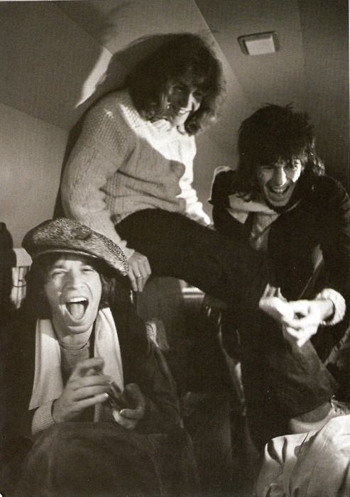 Mick Jagger, Mick Taylor & Keith Richards <3 #forthosewholiketorock #classicrock