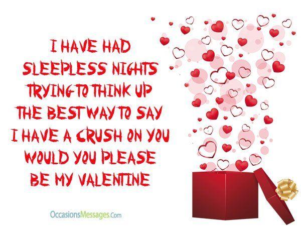 129 best VALENTINES images on Pinterest | Romantic messages ...