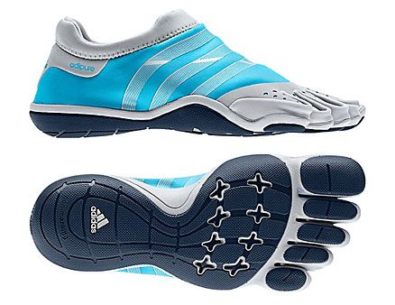 Adidas' new barefoot trainers