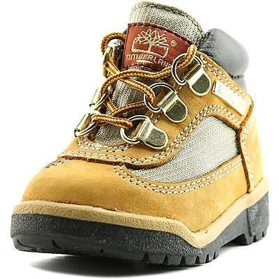Timberland Field Boot Infant US 4 EW Tan Boot NWOB  1409