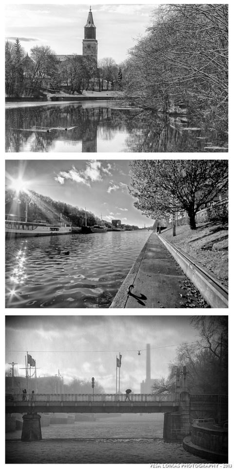 Turku, Finland - Triptyche - Vesa Loikas Photography