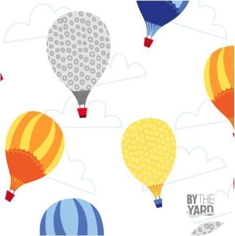 Big City Friends - Hot Air Balloons