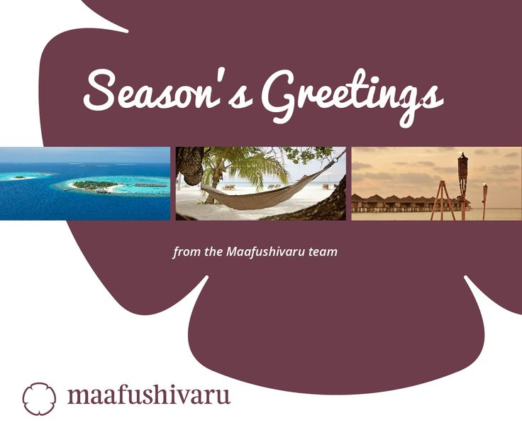 Festive period at Maafushivaru
