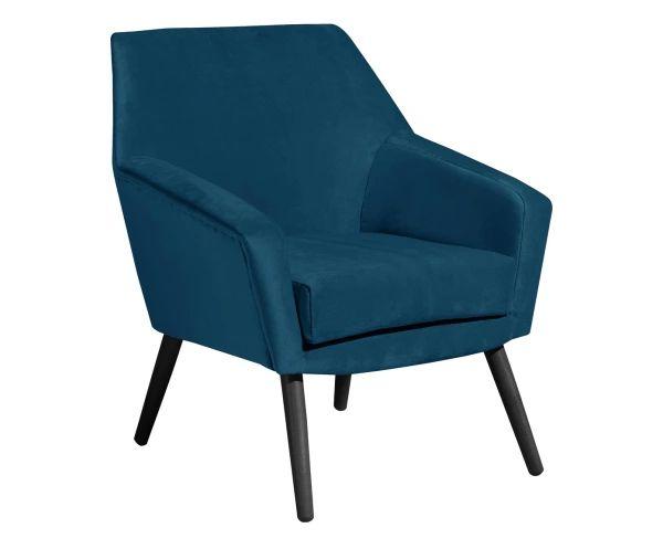 "Fotel ""Alan Turquoise"", 69 x 71 x 80 cm"