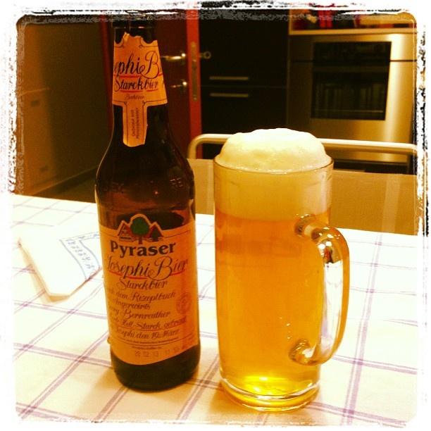 #Pyraser #Josephi Grazie a @irvingbarbieri #birra #beer #germanbeer