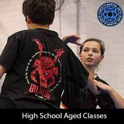 We have a good mixture of girls and boys in these classes.   http://www.guestsmartialarts.com.au/teens-martial-arts.html