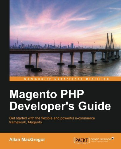 I'm selling Magento PHP Developer's Guide by Allan MacGregor - $10.00 #onselz