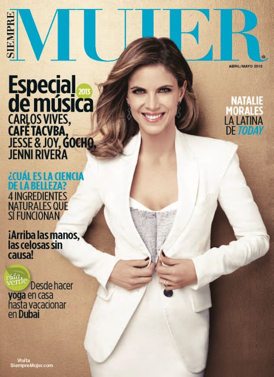 Latina and Today Show Anchor Natalie Morales Covers Siempre ...