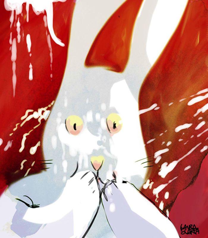 Conigli Bianchi - fumettist* contro la sierofobia @ il barattolo