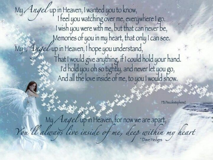 30 Love You Quotes For Your Loved Ones: Missing My Granny... I Know She's An Angel Now..