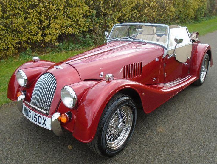 Morgan Plus 4 Bmwclassiccars Morgan Cars Classic Cars Cars