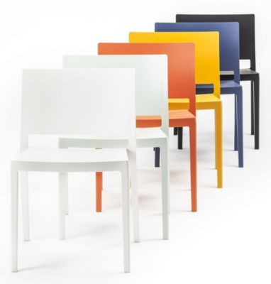 New: Lizz Mat Chair by Kartell