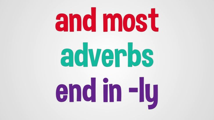 Adverbs Hip Hop Song!