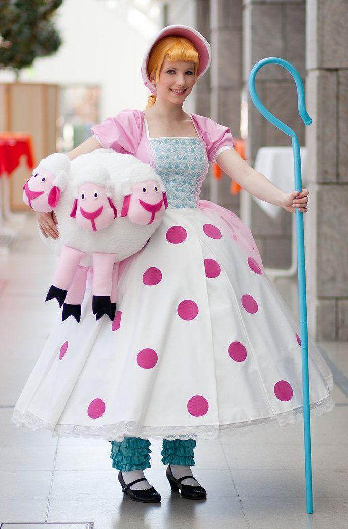 Little Bo Peep cosplay