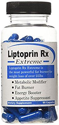 Liptoprin-Rx Extreme - Natural Weight Loss Pills That Works Fast - Best Appetite Suppressant and Thermogenic Fat Burners Supplement Capsules To Lose Weight and Burn Fat Fast For Men & Women 90 Best Diet Pill Energy Products