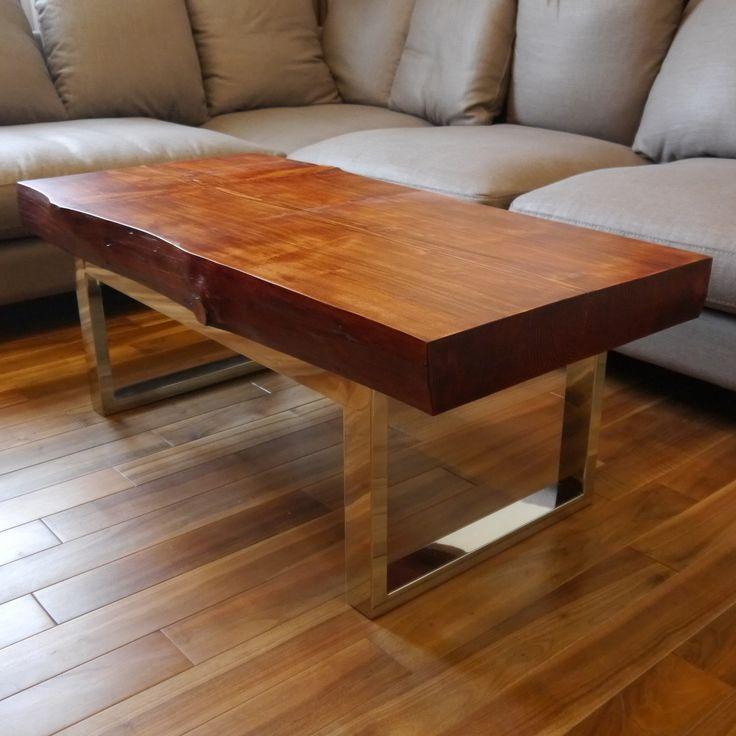 Журнальный столик, coffee table, мебель под заказ, столик из стали и дерева, эксклюзивная мебель, ручная работа, столик в гостиную, мебель в гостиную