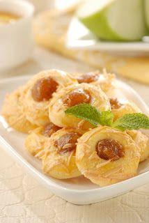 Apple Cinamon Cheese Cookies   Crabie Shop   Resep Aneka Kue Kering Untuk Lebaran