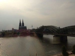 Day 9: Cologne, Germany - A Room With a View - Travels Everywhere