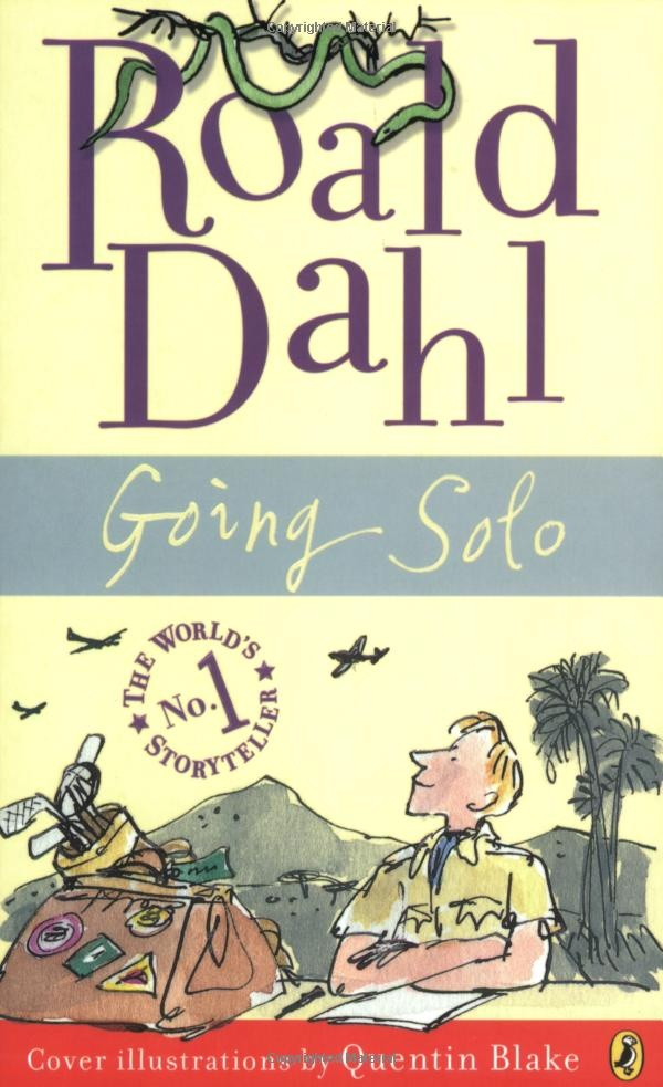 list of books written by roald dahl