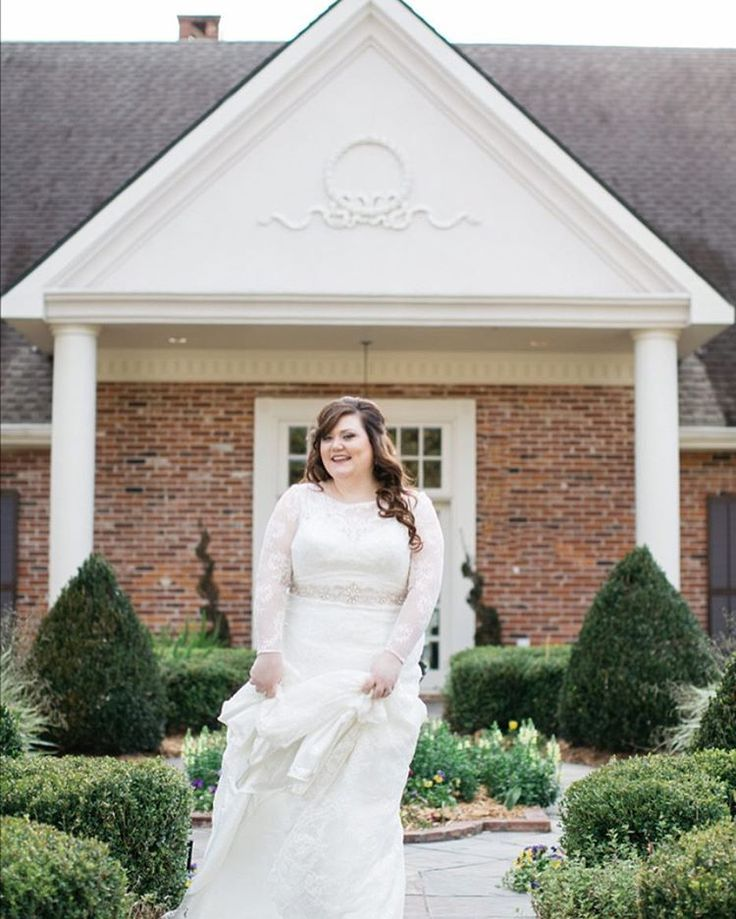 Plus Size {Wedding Dresses}: A Collection Of Ideas To Try