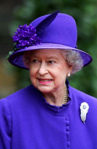 British Royals Attend At Church In Scotland Queen
