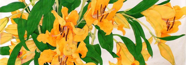 Gary Bukovnik - Galerie Thomas Reynolds - San Francisco - Journée - 29 po x 84 po