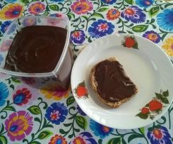 Krem czekoladowy (Nutella) bez grama cukru