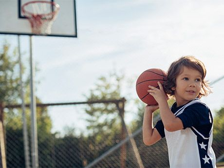 5 Fun Basketball Games for Kids Besides H-O-R-S-E