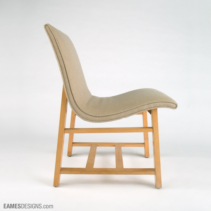 kleinhans music hall chair 1939 40 charles eames eero. Black Bedroom Furniture Sets. Home Design Ideas