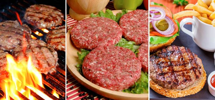 Cómo hacer hamburguesas caseras perfectas. El secreto está en cómo preparas la carne y cómo la manipulas, asegúrate de conseguir ingredientes de calidad.