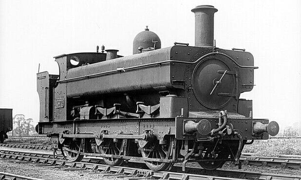 GWR 1501 class 0-6-0 PT