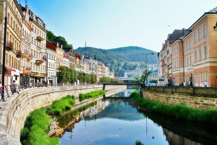 Karlsbad bietet Entspannung für Körper und Geist
