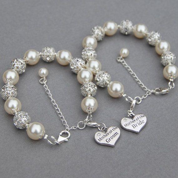 Mother of the Bride Bracelet, Mother of the Groom Bracelet, Trending Jewelry…