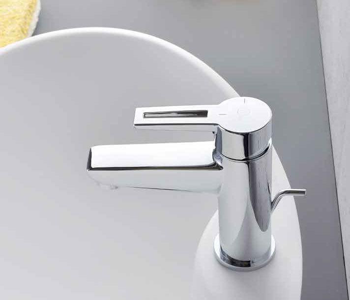 Robinetterie de lavabo ECITY de ALPI - Osco Services et Travaux
