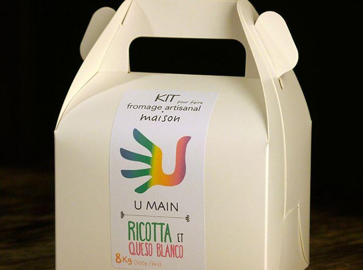 Le Journal Métro à Montréal a choisi les kits U MAIN pour faire son propre fromage à la maison dans sa liste de 5 idées-cadeaux à offrir !! :D
