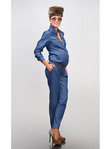 Костюм джинсовый для беременных
