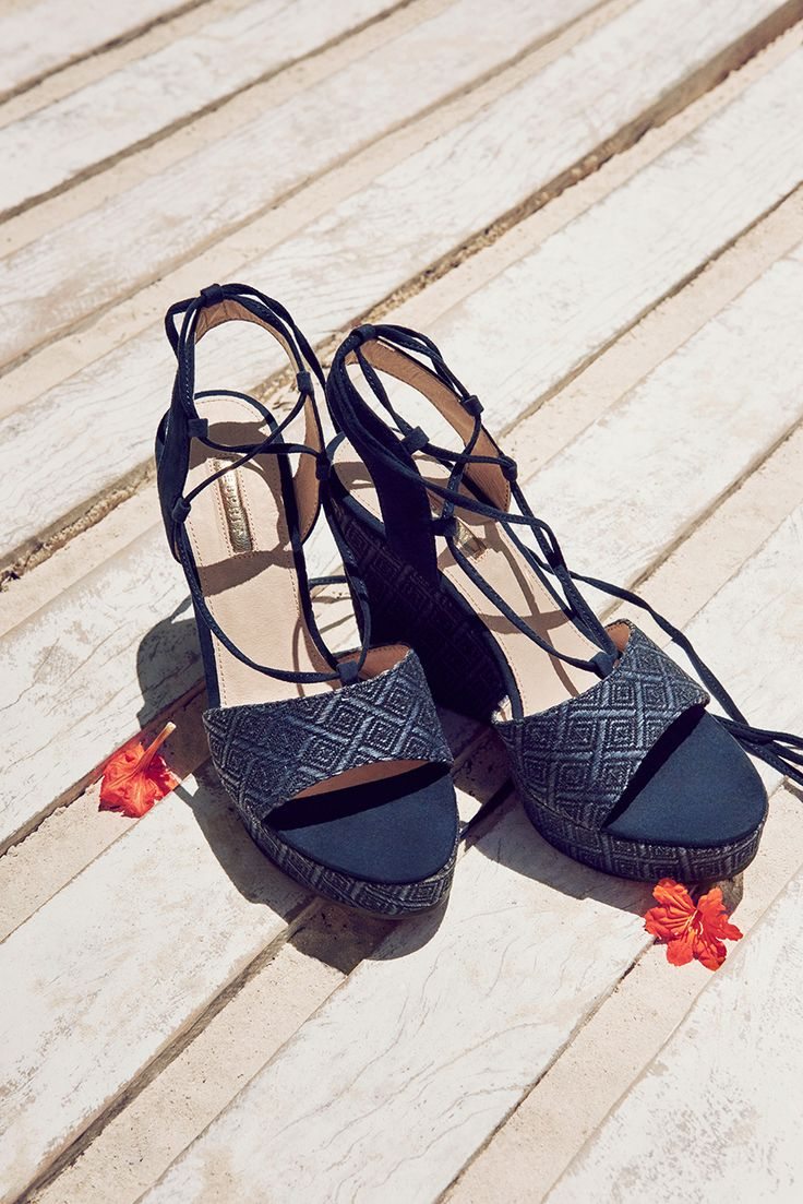 #esprit #footwear #summerblacks #women #elegant