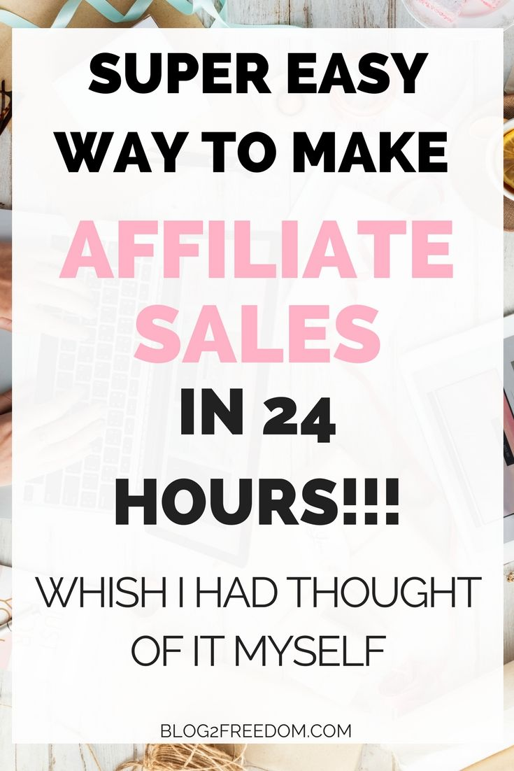 Can't get over how easy this affiliate sales technique is. I wish I had thought of this earlier because it truly is passive income! affiliate!