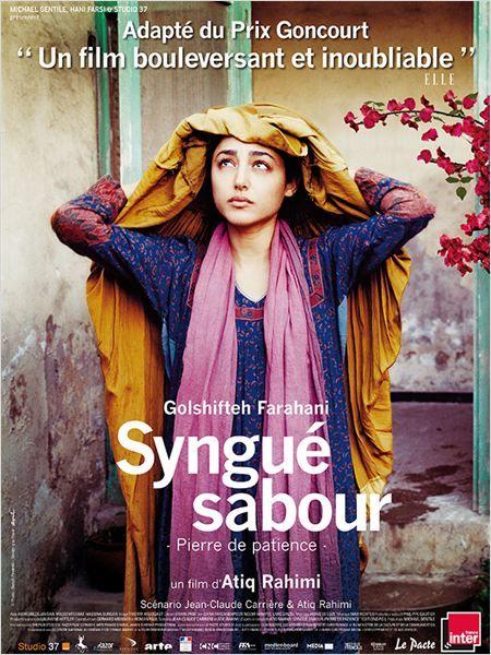 Syngué Sabour - Pierre de patience •   Atiq Rahimi