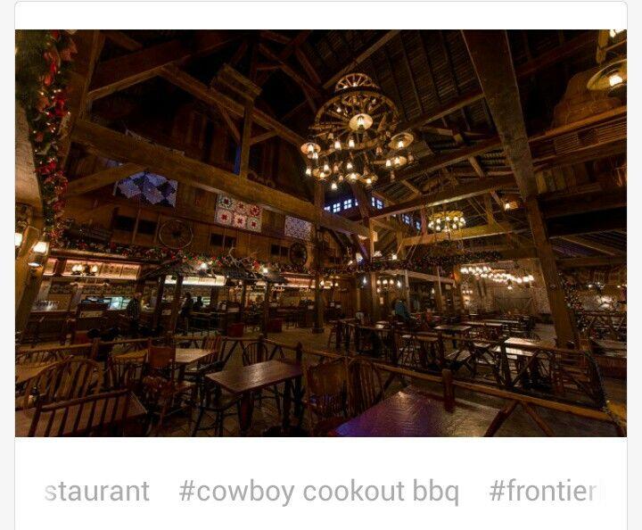 Cowboy cookout bbq