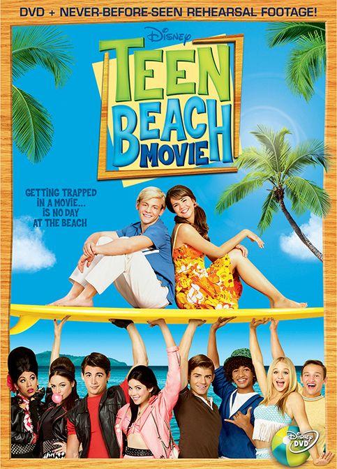 Life's a Beach with Disney's Teen Beach Movie