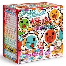 【Wii Uソフト】 太鼓の達人 Wii Uば~じょん! (専用コントローラー同梱版)【送料無料】|トイザらス