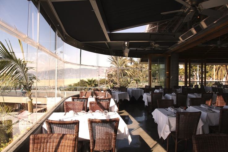 24 best images about food on pinterest the roof for Fish restaurant santa monica